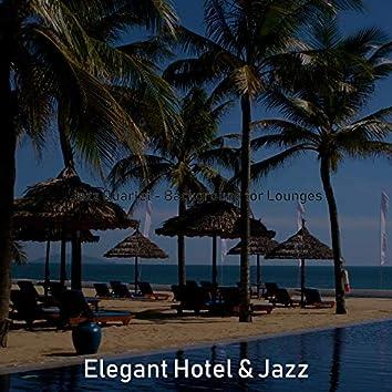 Jazz Quartet - Background for Lounges