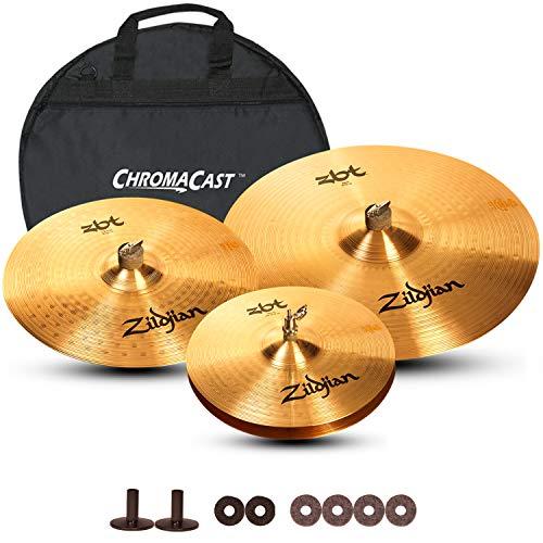 1. Zildjian ZBT Complete Cymbal Set