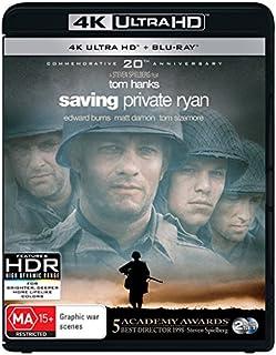 Saving Private Ryan (4K Ultra HD + Blu-ray)