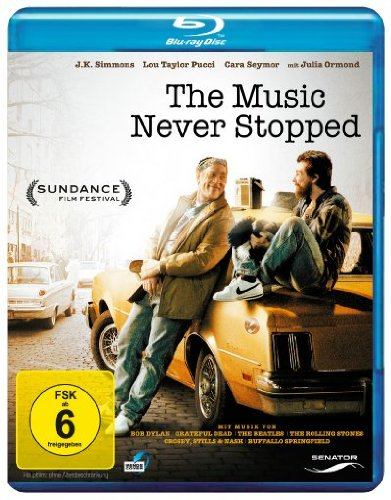 The Music Never Stopped [Blu-ray]