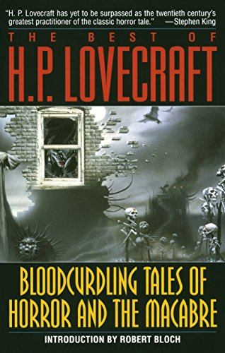 Bloodcurdling Tales of Horror and the Macabre: The Best of H. P. Lovecraftの詳細を見る