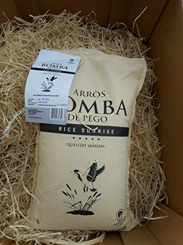 Arroz Bomba 2kgs ( parc Natural Pego-Oliva )