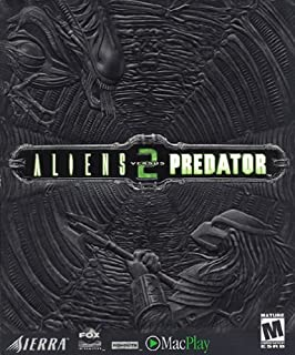 Aliens Versus Predator 2  - Mac