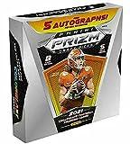 2021 Panini Prizm Collegiate Draft Picks Football HOBBY box (5 pks/bx, ONE Autograph card/pk)