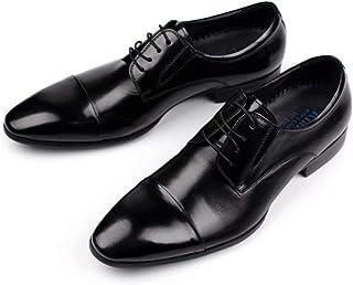[Agogoo] 革靴 本革 メンズ ビジネスシューズ 紳士靴 カジュアルシューズ メンズシューズ オールシーズン 結婚式 入社 就活 通勤 高級靴