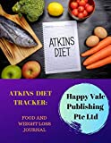 Atkins Diet Tracker: Food and Weight Loss Journal