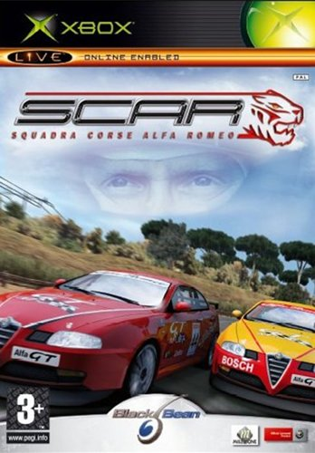 S.C.A.R: Squadra Corse Alfa Romeo (Xbox) [Importación inglesa]