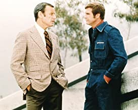The Six Million Dollar Man Featuring Lee Majors, Richard Anderson 8x10 Promotional Photograph