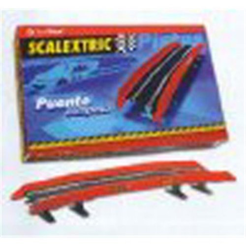 Tecnitoys Juguetes 3648 - Puente Completo Scalextric Tecnitoys