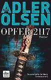 Opfer 2117: Der achte Fall für Carl Mørck, Sonderdezernat Q Thriller (Carl-Mørck-Reihe 8)