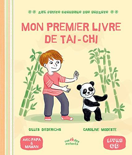 Mon premier livre de tai-chi avec un CD-audio