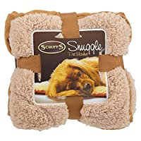 The Scruffs Snuggle Blanket is a great gift for any dog owner. The reversible design provides a soft, plush lining for cold snuggle days and a faux cover for warmer days. The blankets hollow fibre core means however you decide to use the blanket, you...