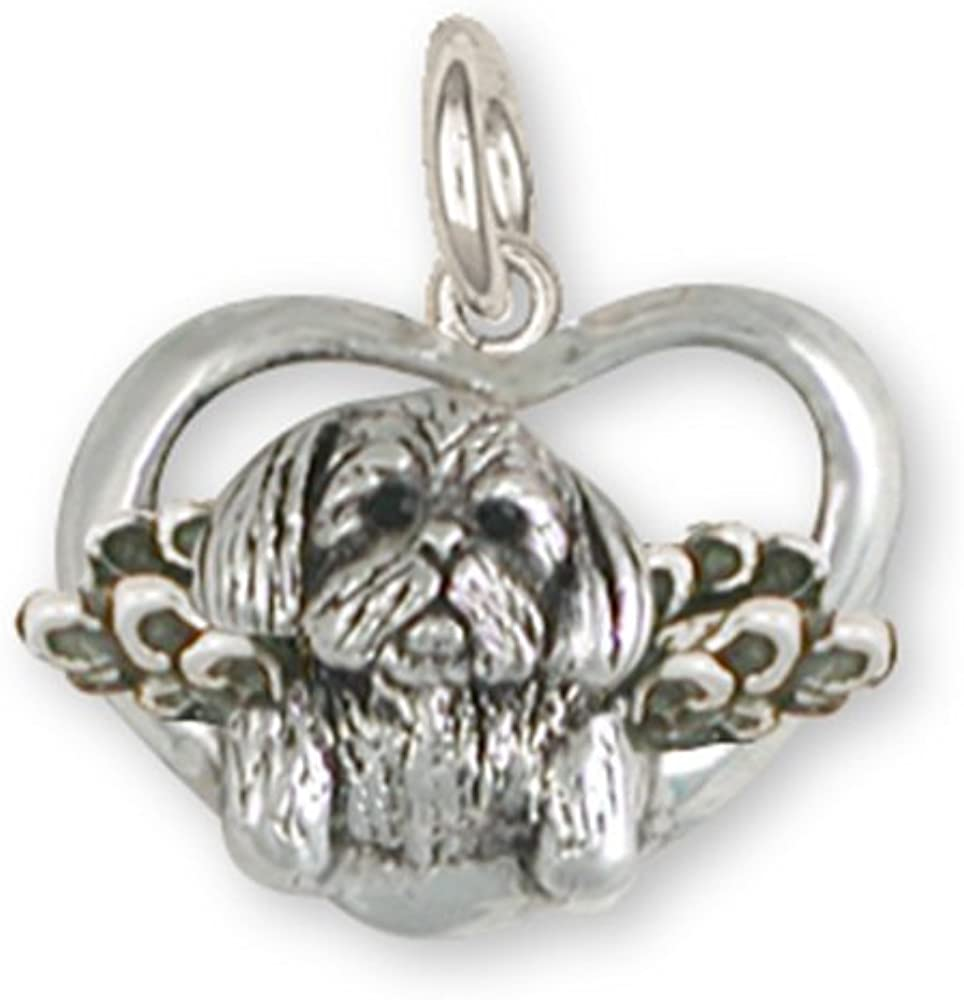 Esquivel and Fees Shih Atlanta Ranking TOP2 Mall Tzu Angel Tz Sterling Silver Jewelry