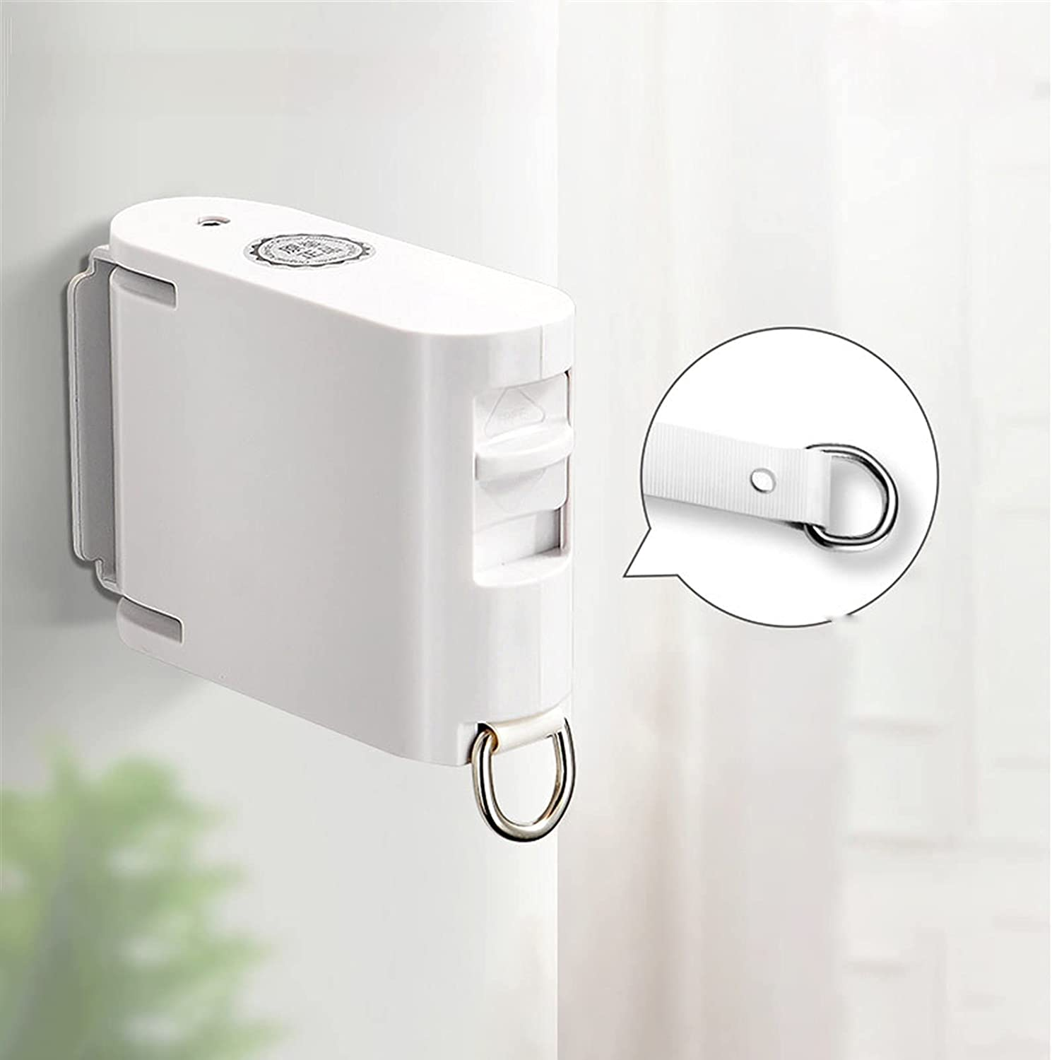 WXYNT Wall Mounted Retractable Laundr Outdoor Memphis Selling Mall Indoor Clothesline