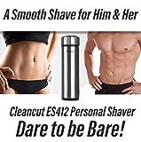 Cleancut - ES412 - Intimate and Sensitive Area Shaver -...
