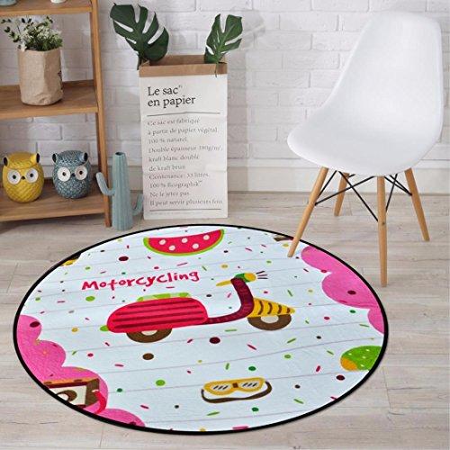 HAPPY-CARPET Moderner Teppichboden Teppichboden Teppichboden Teppichboden Teppichboden, 60cm / 23,6, Rosa