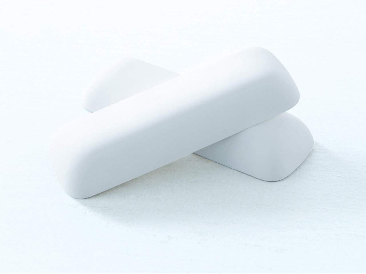 KALDEWEI Multifunktionskissen, Set mit 20 Kissen, weiß