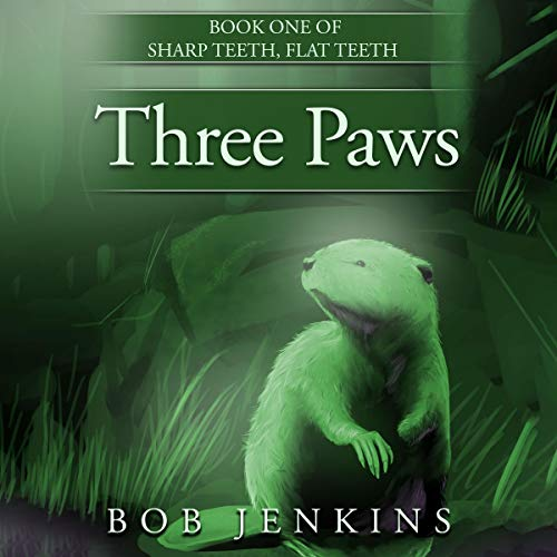 Three Paws audiobook cover art