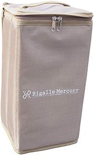 Rigalle Mercury あらゆるランタンが入るランタンケース ランタンソフトケース 大型ランタンケース【ベージュ】 高さ36㎝X幅20㎝X奥行20㎝