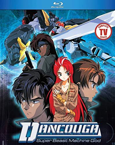 Dancouga Blu-ray
