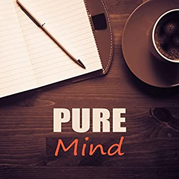 Pure Mind - Relaxing Music for Reading, Focus and Concenrate on Work, Nature Sounds for Your Brain Power, Deep Study Music