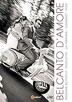 Belcanto Amore Italian Operas [DVD]