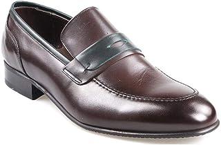 Tek Yıldız 1961 Erkek Hakiki Deri Kahve Klasik Ayakkabı