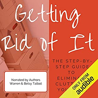 Getting Rid of It audiobook cover art