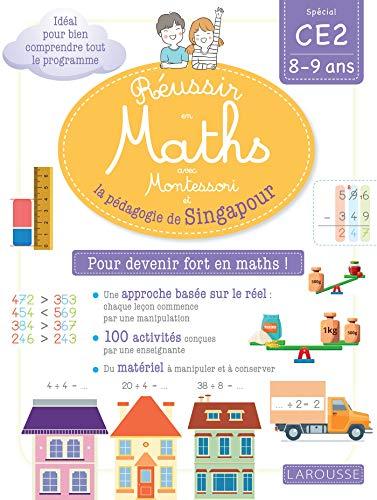 Réussir en maths avec Singapour CE2