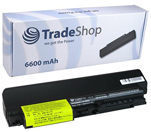Hochleistungs Laptop Notebook AKKU 6600mAh für IBM Lenovo T61 1959 6377 6378 6379 6480 6481 7658 7659 7660 7661 7662 7663 7664 7665 T61p T-61 R400 R-400 T400 T-400 2764 7417 ersetzt IBM ASM 42T5265 42T4677 42T5225 42T5227 43R2499 42T4530 42T4548 40Y6795