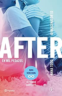 Best after libro 2 Reviews