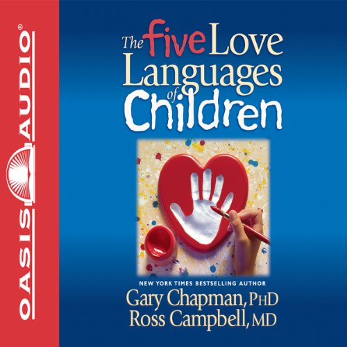 The Five Love Languages of Children                   De :                                                                                                                                 Gary Chapman                               Lu par :                                                                                                                                 Chris Fabry                      Durée : 5 h et 56 min     2 notations     Global 5,0