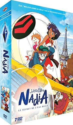 Nadia, Le Secret de l'eau Bleue-Intégrale (7 DVD + Livret) [Édition Collector]