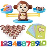 Monkey Number Balance Math Games Preschool Educational Toys Early Math Teaching Tool Counting
