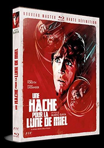 Une Hache pour la lune de miel [Francia] [Blu-ray]