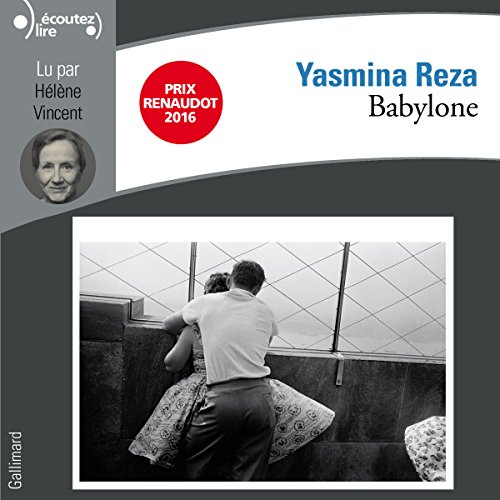 Babylone audiobook cover art