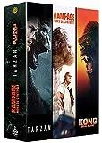 Tarzan/Rampage Hors De Controle/Kong Skull Island (3 Dvd) [Edizione: Francia]