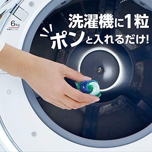 アリエールジェルボールダニよけプラス洗濯洗剤本体16個入