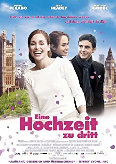Imagine Me & You Movie Poster (27 x 40 Inches - 69cm x 102cm) (2006) German -(Piper Perabo)(Lena Headey)(Celia Imrie)(Matthew Goode)(Anthony Stewart Head)