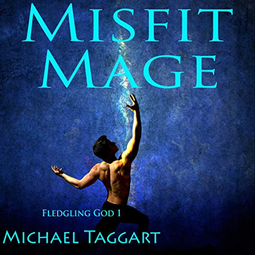 Misfit Mage cover art