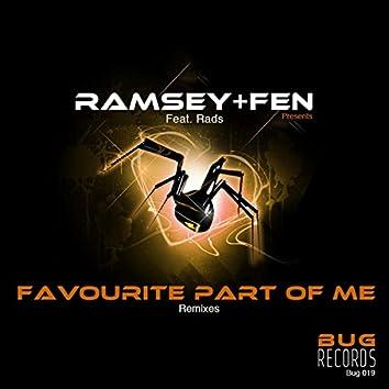 Favorite Part Of Me (Remixes)