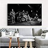 UBVV Malerei Druck Auf Leinwand Pearl Jam Foto Poster Kunst