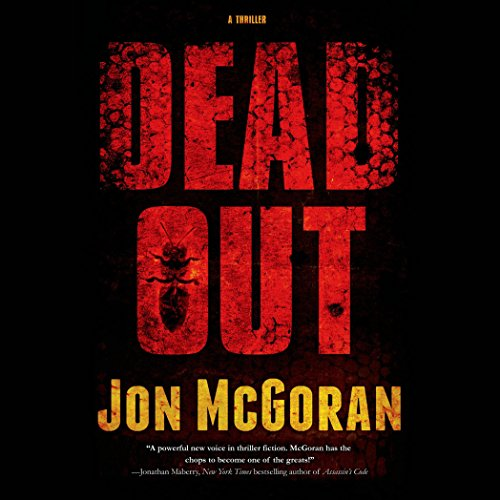 Deadout audiobook cover art
