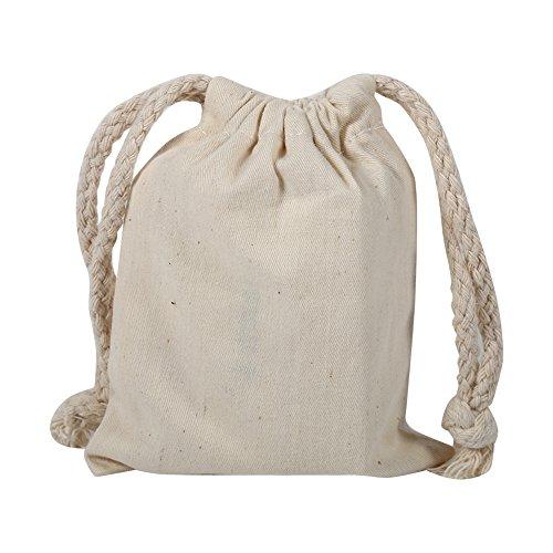 Fdit - 2 sacchetti portaoggetti con cordoncino, traspirante, con cordoncino antipolvere, multifunzione, per viaggio, casa, escursionismo, campeggio, 10 x 12 cm