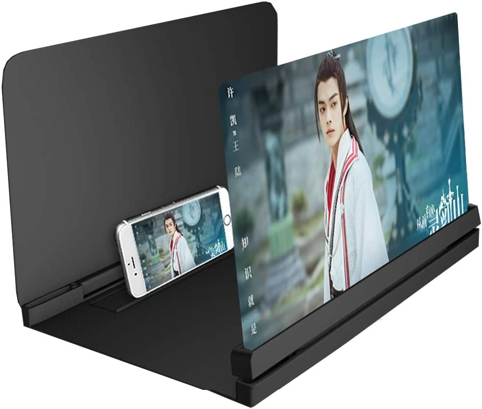 ZHEDYI Limited time trial price 8in 14in 18in Phone Don't miss the campaign Screen Phon Magnifier Mobile HD 3D
