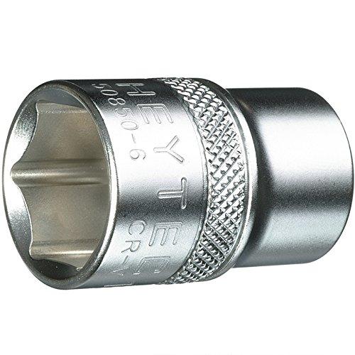 Argent Heytec 50840600883 Douille 3//8 8 mm