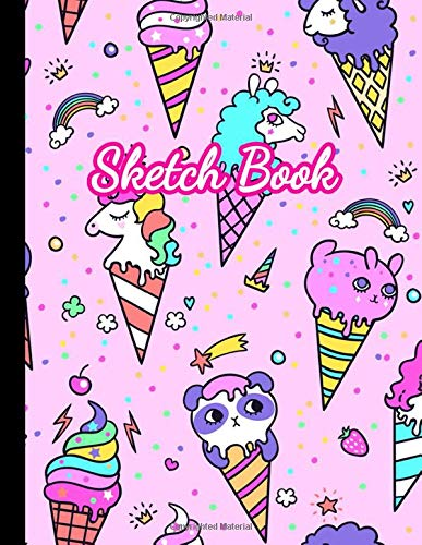 Sketch Book: 8.5' X 11' Artist Sketchbook: 100 Pages for Sketching, Drawing and Creative Doodling - Notebook and Sketchbooks to Draw (Workbook and Handbook)