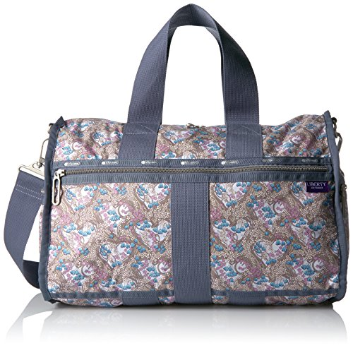 LeSportsac Women's Liberty X Essential Weekender, Amy Jane Lilac, One Size