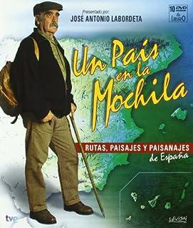 Un País En La Mochila - Serie Completa + Libro (Edición Conmemorativa) [DVD] (B004YBO54I) | Amazon price tracker / tracking, Amazon price history charts, Amazon price watches, Amazon price drop alerts