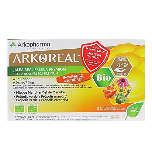 ARKOREAL jalea real inmunidad 20amp. BIO